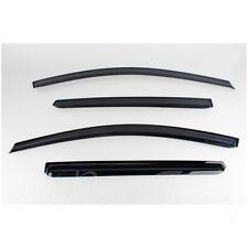 New Rain Guards Window Smoke Vent Visors for Hyundai Accent 5Door 2011-2013