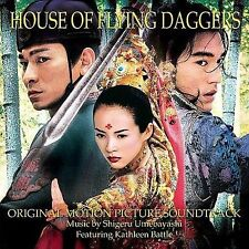House of Flying Daggers [Original Motion Picture Soundtrack], New Music