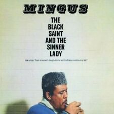 CHARLES MINGUS - THE BLACK SAINT & THE SINNER LADY  CD 4 TRACKS MODERN JAZZ NEU