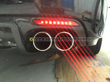 commodore carbon fiber G8 style rear diffuser series 1 series 2 ss sv - led ve