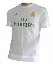 Real madrid camiseta 2015/16 Home authentic ADIZERO adidas camiseta Camisa M