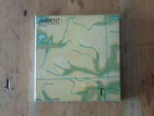 Brian Eno: Music for Airports Empty Promo Box[Japan Mini-LP no cd harold budd QA