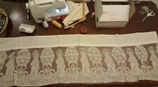 Antique Hand Done  Lace, Good Shepherd (71 inches)