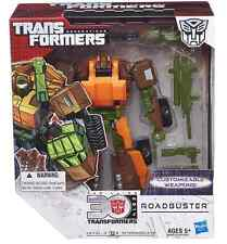 TRANSFORMERS GENERATIONS VOYAGER 30TH ANNIVERSARY AUTOBOT ROADBUSTER #8