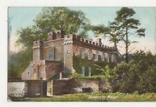 Somersby Manor Lincolnshire Postcard, B087
