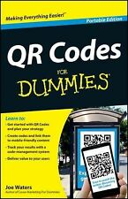 QR Codes For Dummies-ExLibrary