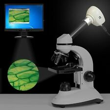 OCULAIRE MICROSCOPE CAMERA - PHOTO DIGITAL USB PC     MC1