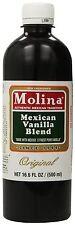 #2274 Mexico Pure Vanilla Blend Molina Vainilla, 16.8 Oz Extract Classic Bake