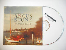 ANGUS STONE : WOODEN CHAIR ♦ CD SINGLE PORT GRATUIT ♦