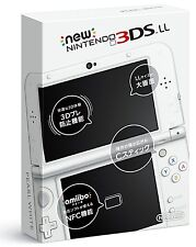 New 2015 Nintendo 3DS LL Console System Japanese Version Pearl White