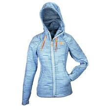 The North Face Women Novelty Mezzaluna Hoodie Basic Jacket Cool Blue