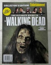 The WALKING DEAD Special ENTERTAINMENT Weekly Ultimate Guide 1/2 INSIDE SEASON 7