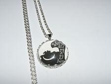Personalizado Collar Colgante citar Alice In Wonderland, Cheshire Cat, Regalo