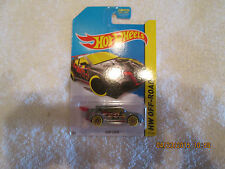 2014 HOT WHEELS HW OFF-ROAD LOOP COUPE TREASURE HUNT  121/250  (A)
