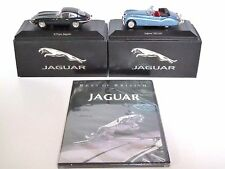 Atlas Editions Jaguar E Tpe And Jaguar XK140 Plus Best of British Jaguar DVD