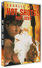 HOT SHOTS PART DEUX - DVD - REGION 2 UK
