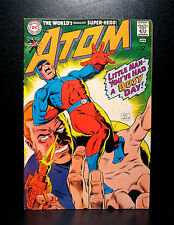 COMICS: DC: The Atom #34 (1967) - RARE (batman/flash/arrow/justice league)