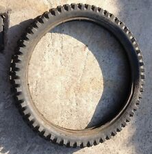"300-21"" IRC GS425 Z2 Motor Cross MX Tyre Poor Condition Off Road Use Only"