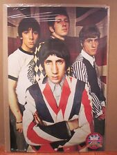 Vintage The WHO Kids are alright tour 25th Anniversary classic rock 1989  11990
