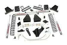 "Ford F250 Super Duty 6"" Suspension Lift Kit (Diesel) w/ Overloads 2011-2014 4WD"