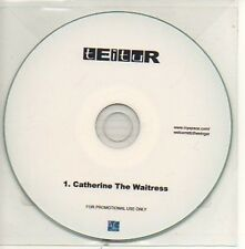 (787D) Teitur, Catherine The Waitress - DJ CD