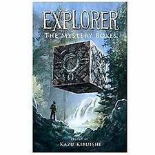 Explorer: The Mystery Boxes, , Very Good Book