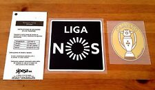 2015-17 benfica liga nos & campeao champions SIPESA football badge patch set nouveau