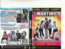 The Martins-2001-Lee Evans-Movie-DVD