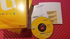 Microsoft Office 2008 Home and Student Edition for Mac For Intel or PowerPC
