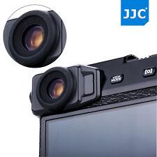 JJC 2pcs Silicone Soft Eyecup Eyepiece Viewfinder fr Fujifilm X-Pro2 DSLR Camera