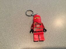 LEGO Ninjago Kai ZX Key Light Key Chain by Santoki