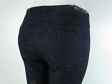 J BRAND SKINNY Cropped Mid Rise Jeans Capri Woman's 26 IN CLEAN RINSE DARK BLUE