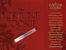 The Fortune Cookie Book: A Little Food for Thought by Running Press...