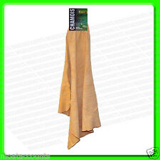 Large Real Chamois Leather [SR350] Best Quality Genuine Leather 3 Square Feet