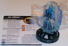 MR FREEZE #049 The Joker's Wild DC HeroClix Super Rare