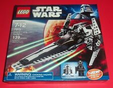 LEGO STAR WARS - NEW - 7915 - IMPERIAL V-WING STARFIGHTER - 2 FIGURES - R2-Q2