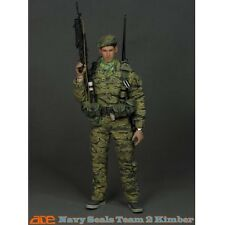 "ACE 1/6 Scale 12"" Vietnam US Navy Seals Team 2 Kimber Action Figure 13012"