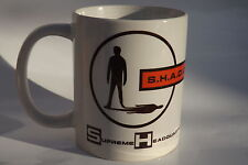 UFO SHADO TV Series Logo  Artwork Mug Ed Straker