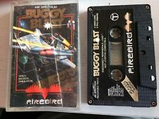 Buggy Blast (Gold Edition) - Firebird -Sinclair ZX Spectrum Game Space mission