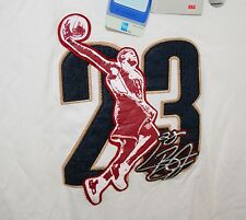 UNK NBA Cleveland Cavaliers Lebron James # 23 Basketball Shirt New 2XL 2000s tag