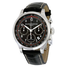 Baume and Mercier Capeland Chronograph Mens Watch 10042