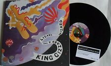 LP KING GIZZARD & THE LIZARD WIZARD Quarters Castle Face-057 - MINT/MINT