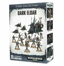 START COLLECTING DARK ELDAR - WARHAMMER 40K 40,000 - GAMES WORKSHOP