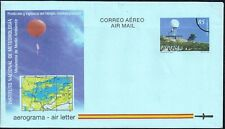3100 SPAIN PS STATIONERY AIR LETTER AEROGRAMA SPECIMEN MUESTRA WEATHER