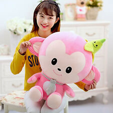 1pcs 50CM Big Plush Cute Monkey Giant Large Stuffed Soft Plush Toy Doll Pillow