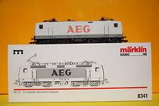 MARKLIN HAMO HO (C.CONTINUA) Locomotora electrica BR 143 de la DR