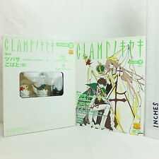Kodansya Clamp no Kiseki Figure & Booklet & Chess Piece Japan Anime Official 12