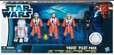 Hasbro Star Wars YAVIN PILOT Pack Toys R Us Exclusive 5 3.75 Action Figures MISB