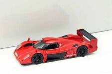 Toyota GT-One rot 1:43 Altaya