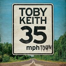 Toby Keith - 35 MPH town CD NEUF